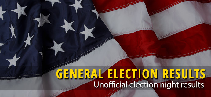 General Election Results Unofficial