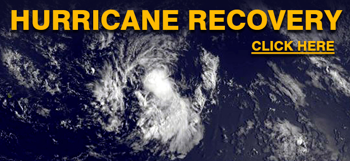 Hurricane Recovery - Storm