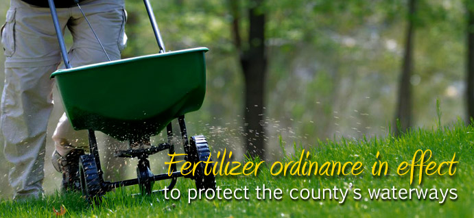 Fertilizer Ordinance