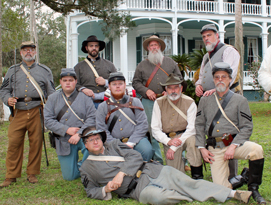 DeBary Hall hosts Living History Day Story Featured Image