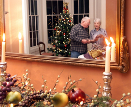 DeBary Hall offers candlelight Christmas tours  Story Featured Image