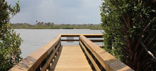 Mary mcleod bethune beach park for New smyrna beach fishing spots
