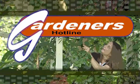 gardeners hotline sign