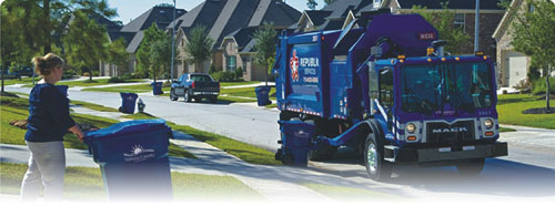 Residential solid waste management in cities with for Volusia county motor vehicle