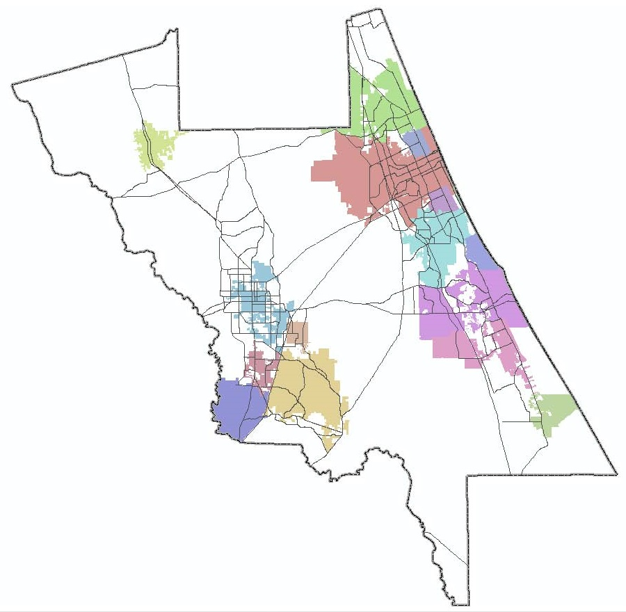 Volusia County Outline