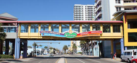 Daytona Beach Courthouse Orange Avenue