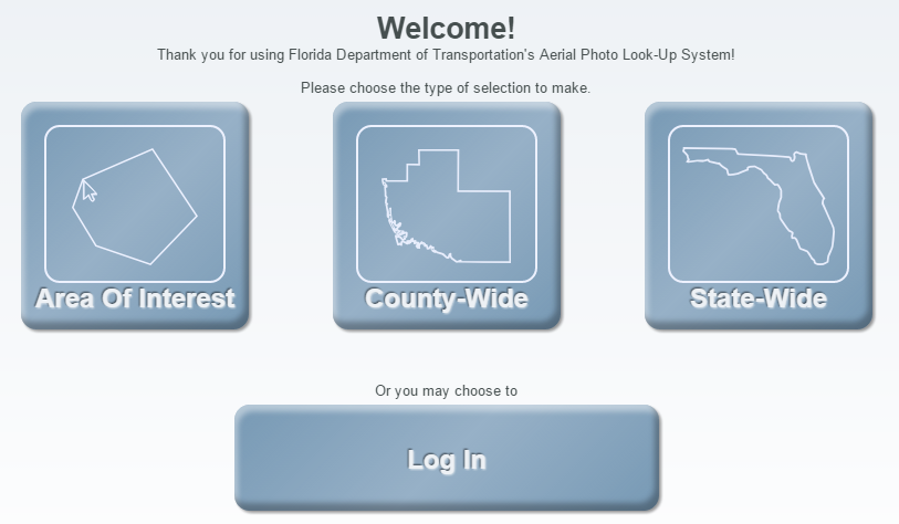 Florida Department of Transportation's A+Plus site