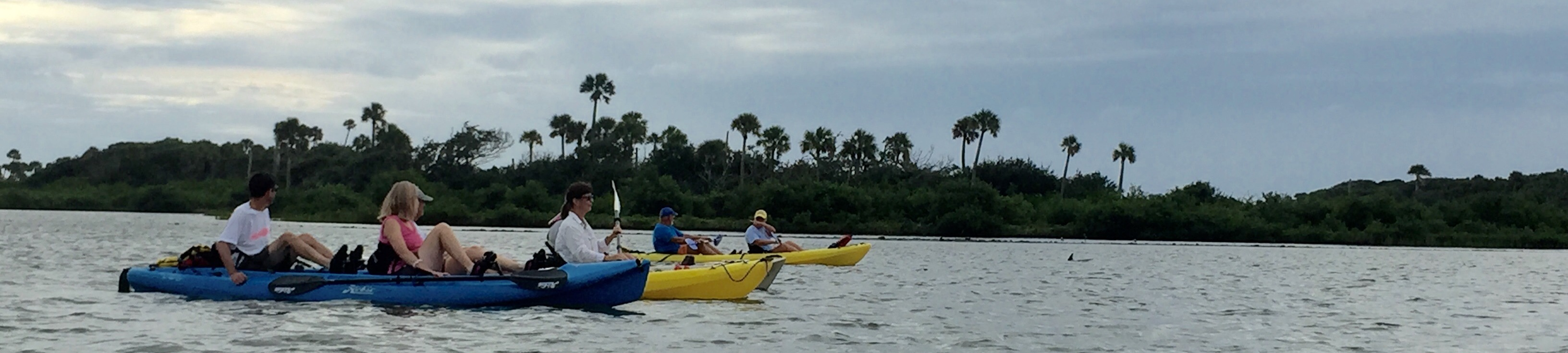 Explore Volusia Kayak program