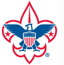 Graphic of Boy Scout logo