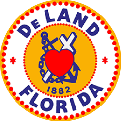 City of Deland logo