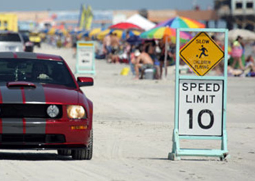 Beach Driving, Parking and Passes