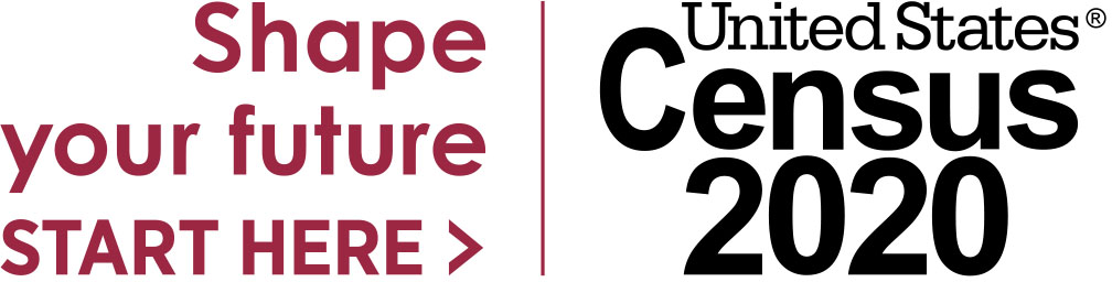 shape your future census logo