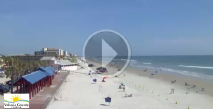 New Smyrna Beach Shore Beachcam Play